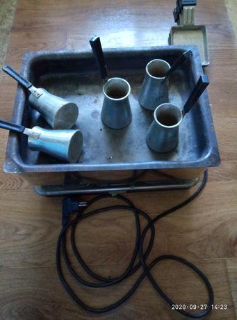 Кофеварка электрическая для кофе по-турецки