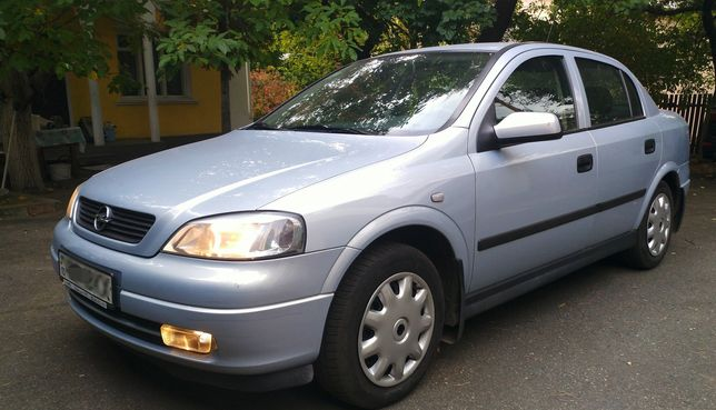 Opel Astra G, 1.6, Comfort, Один Владелец, Пробег 68 тыс.км. !