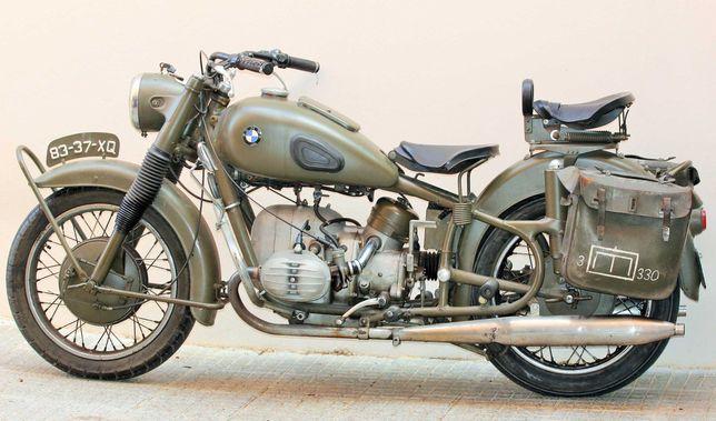 Bmw r50/2 mota de colecção. Impecável.
