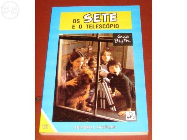 Os Sete e o Telecóspio - Oferta de Portes
