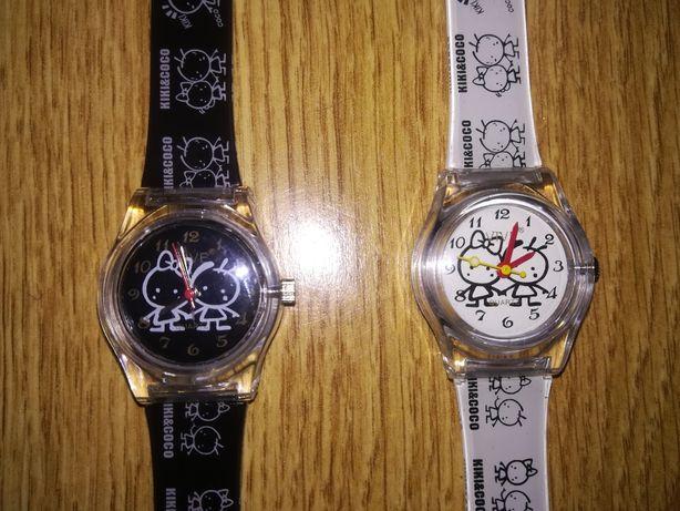 2 Relógios de pulso- Menino e menina
