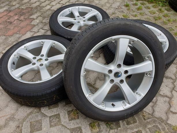 "Koła 18"" 5x114,3 Dacia Nissan Renault Honda Suzuki Toyota Subaru"