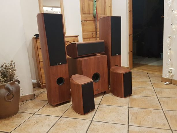 Zestaw głośników do kina domowego rubicon