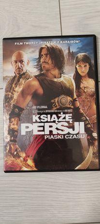 Film DVD Książę Persji Piaski Czasu