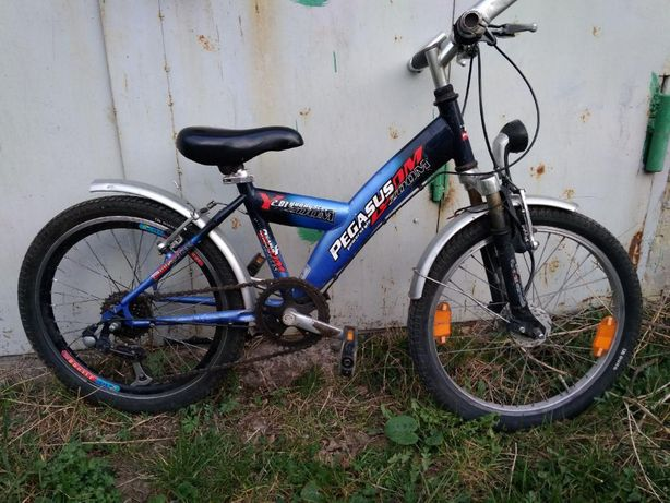 """Велосипед детский Pegasus 20"""" с передачами из Голландии - от 6 лет."""
