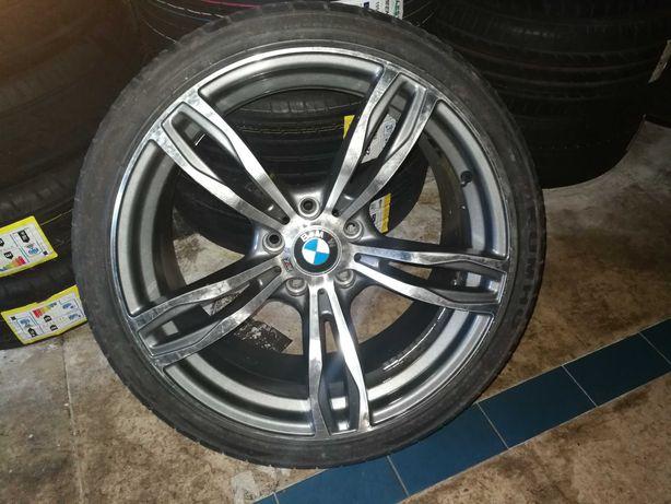 Jantes 19 BMW Serie 5 Pack M excelente estado com pneus