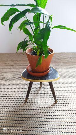 Kwietnik stołek vintage lata 60