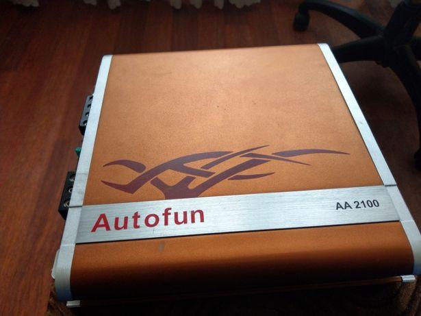 Продам Autofan 2 канальник