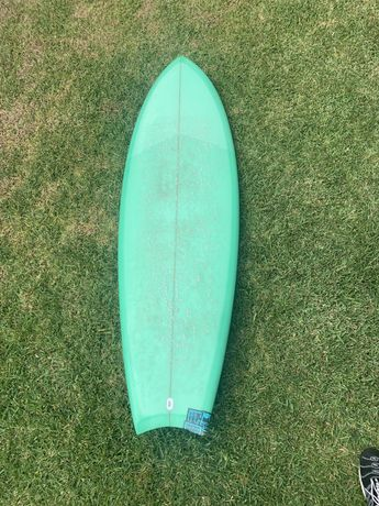 Prancha de Surf Fish Tail