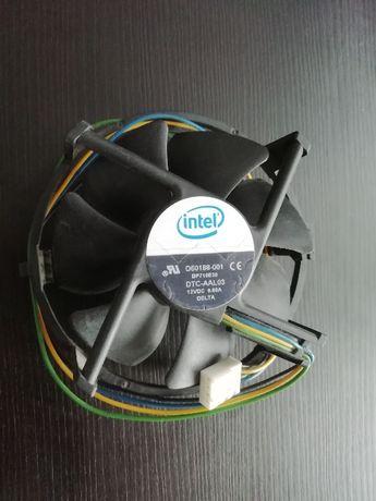 Chłodzenie CPU Intel Wentylator
