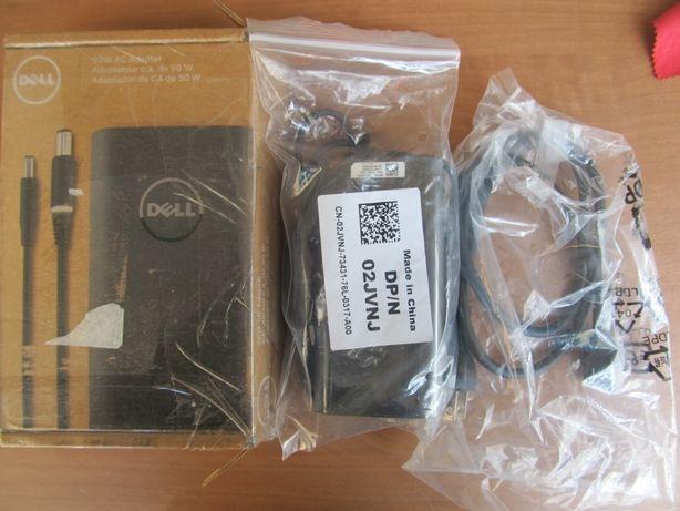 Блок питания Dell Slim 90 Вт W LA90PM130. Зарядка Зарядное. Оригинал