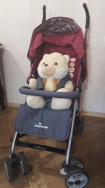 Детская коляска BabyDesighn