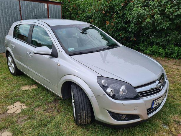 Opel Astra H Full wersja 1.6 turbo 180KM