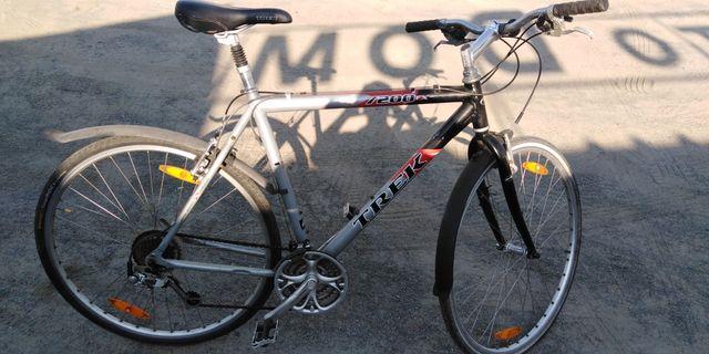 Алюминиевый велосипед Trek