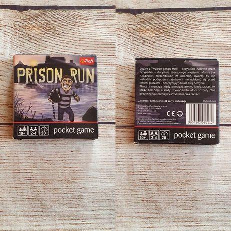 Trefl Gra Karciana Prison Run