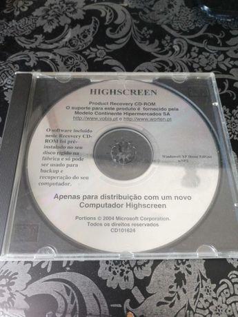 Windows XP Home Edition SP2