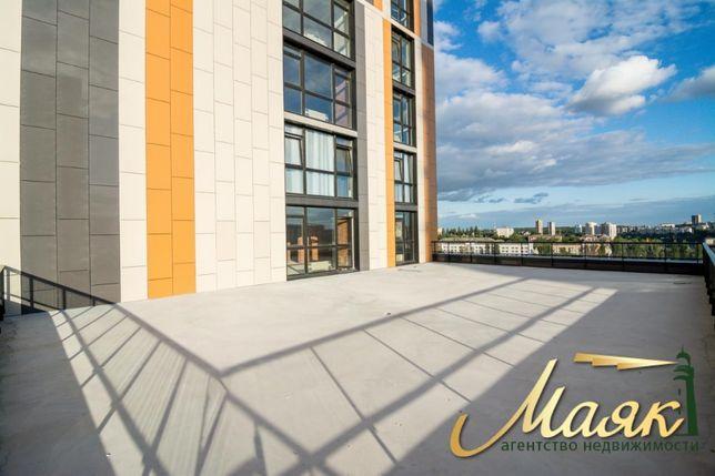 Продажа эксклюзивной квартиры с террасой в ЖК Французский квартал 2
