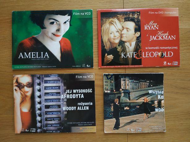 Filmy Woody Allen, Kate i Leopold, Amelia