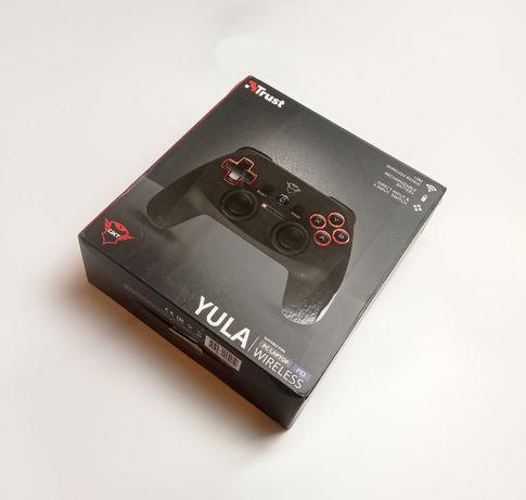 Trust GXT 545 Yula Wireless Gamepad - Bezprzewodowy Gamepad PC / PS3