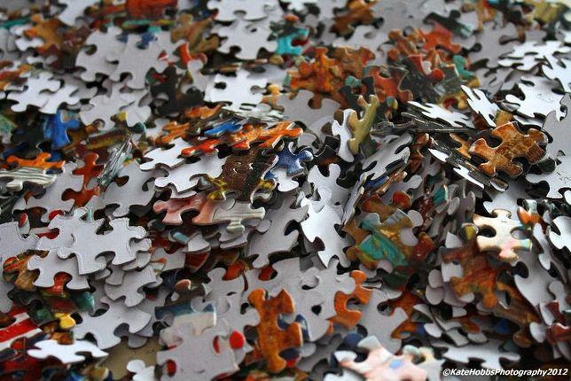 Faço puzzles!!