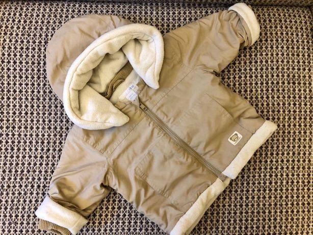 Куртка парка H&M. Демисезон, весенняя. Как Zara.