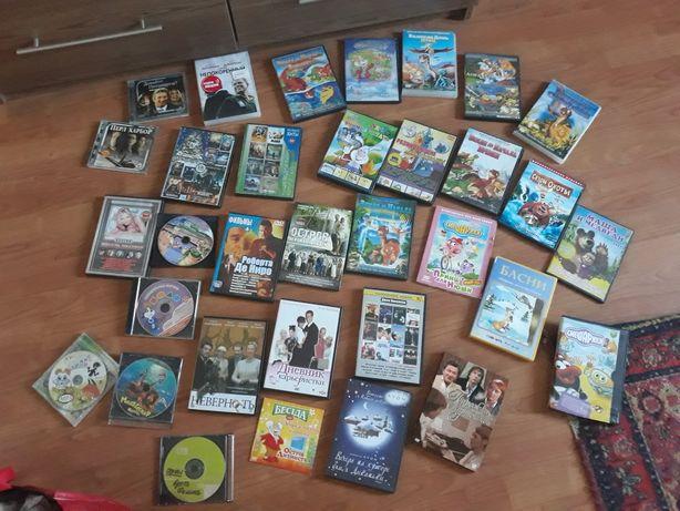DVD двд диски детские сказки