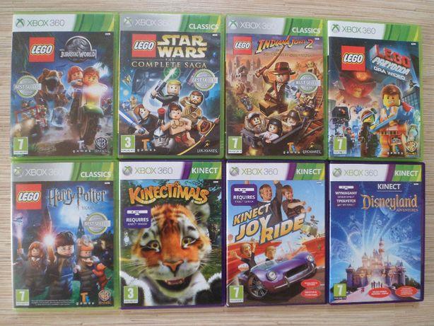 Lego Jurassic World,Przygoda,Harry Potter,Kinectimals-gry xbox 360,gra