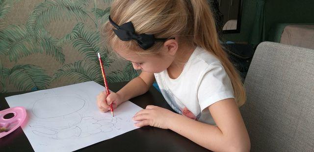 Учеба рисованию или подготовка для поступления