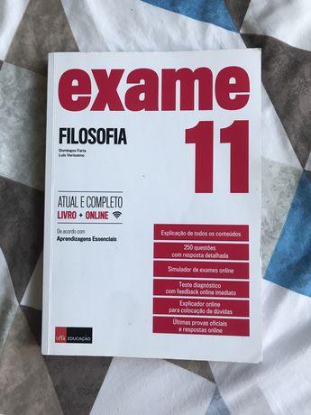 Exame Filosofia 11.º - Preparação para o Exame