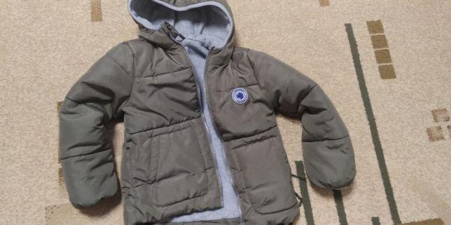 Осенняя куртка для мальчика 2 шт.