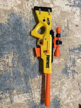 Nerf Fortnite снайперка