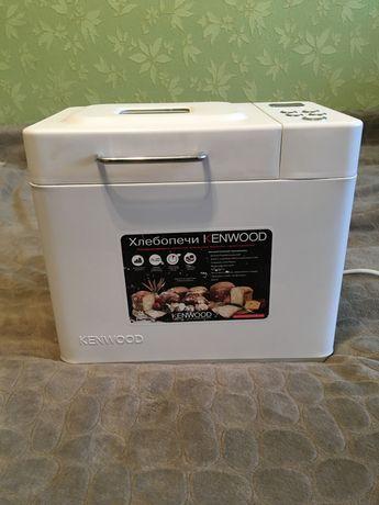 Прдам хлебопечь kenwood BM 25
