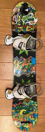 Młodzieżowa deska snowboardowa