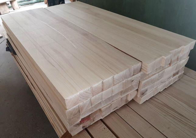 Schody z drewna. Dąb, jesion, sosna. Trepy stopnie podest BLAT