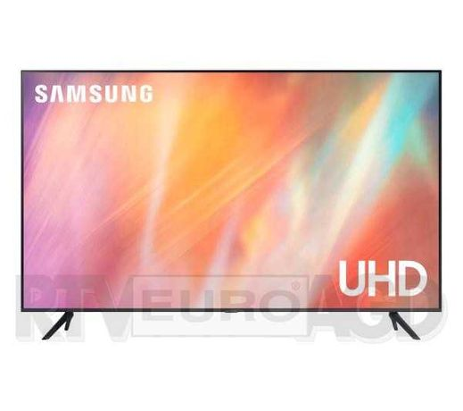 Телевізор SAMSUNG UE55AU7172/92 Smart 2021р 4К (телевизор самсунг)