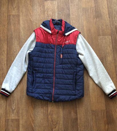 Жилетка-куртка XS-S