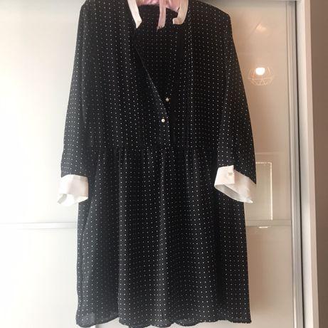 Zara śliczna sukienka -M