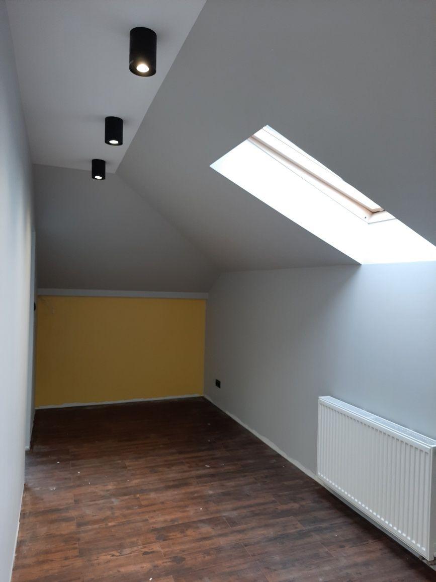 Malowanie ścian, domów, biur, mieszkań malarz remonty
