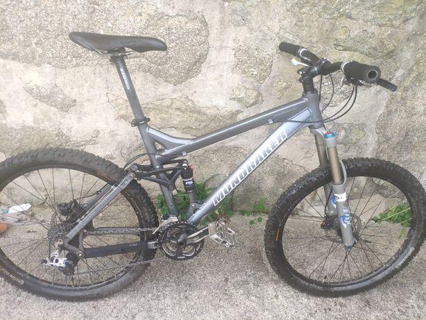 Vendo Mondraker factor R ou troco por bicicleta de estrada