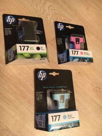 Новые струйные картриджи HP 177 light Magenta, Light Cyan