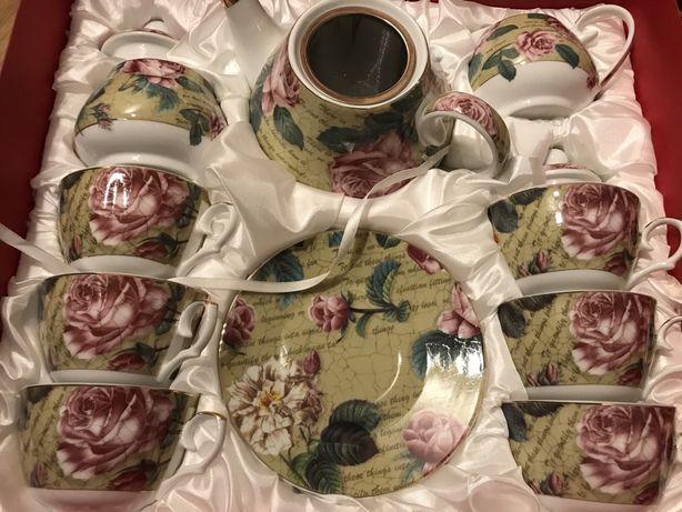 Zestaw do parzenia herbaty nowy!!