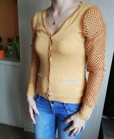 sweter 50% wełny, 30% kaszmir