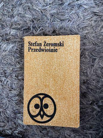 Przedwiosnie Stefan Żeromski