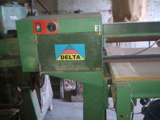 Lixadeira de cinta para carpintaria ou serralharia