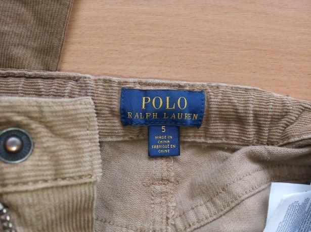 Детские брюки Polo Ralph Lauren на 4-5 лет.