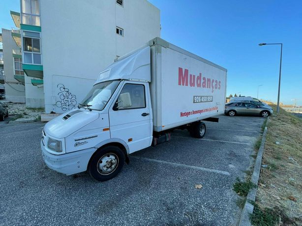 Serviços Transporte e Mudanças Lisboa