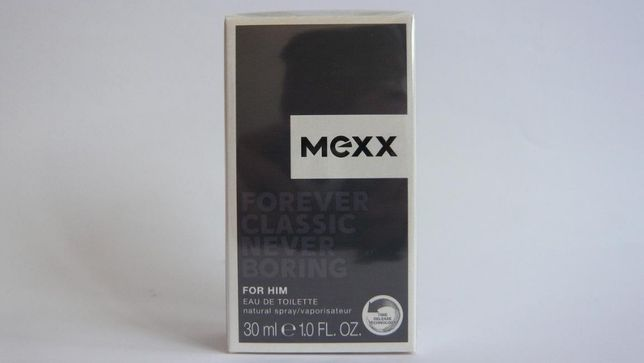 Mexx Forever Classic Never Boring For Him edt 30 ml.