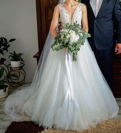 Suknia ślubna milla Nova demi