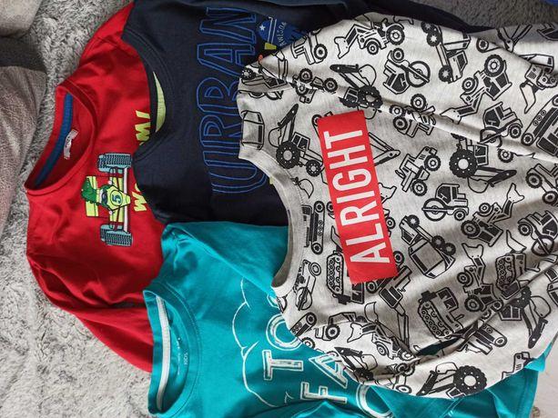 Ubrania dla chłopca 98-116