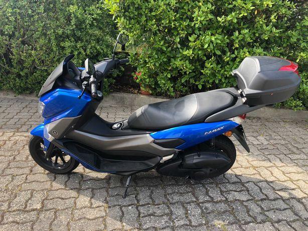Yamaha NMAX 125 Como Nova (Fevereiro de 2019)